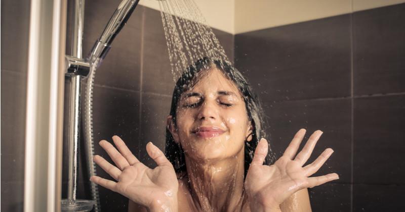 אין זרם מים במקלחת
